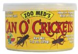 Zoo Med Can O' Crickets 34g, Zoo Med-41
